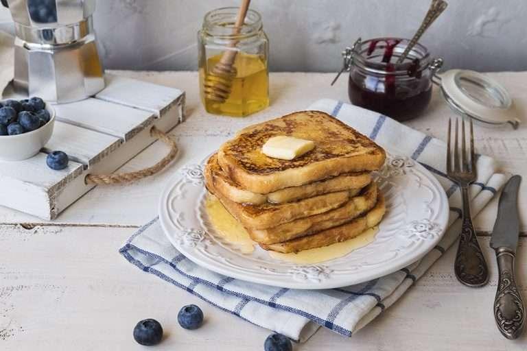 Panela French Toast